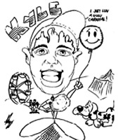 Manitoba's Caricature Artists - Cartoon drawings of your guests