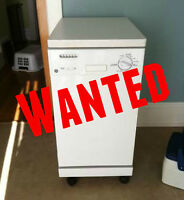 Dishwasher for someone with disability