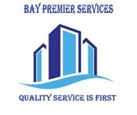 Commercial Cleaning - (Bay premier Services)