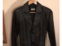 80's leather jacket!