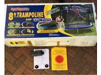 Sportspower 8ft (244cm) Trampoline