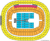 One Direction Tickets - Upper, Lower, Floor