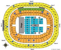 One Direction Tickets (3 in a row)