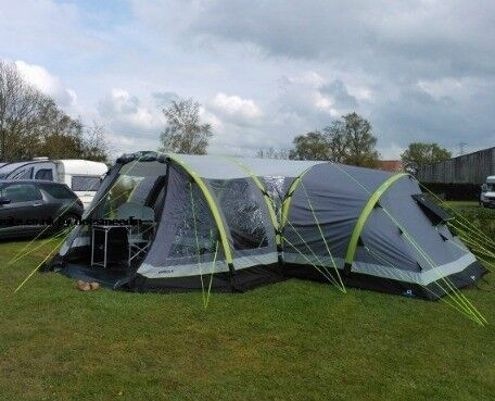 AIRGO NIMBUS 8 INFLATABLE TENT AND PORCH