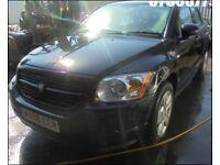 2008 DODGE (USA) CALIBER SE D 5 Door Hatchback