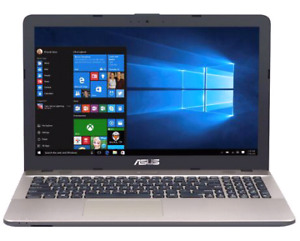 "Asus VivoBook 15.6""Laptop 500GB HDD/4GB Ram/Windows 10/ Intel N3"