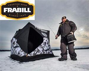 NEW* BRO SERIES HUB ICE SHELTER OUTDOORS SPORTS FISHING TENT SHELTER ICE FISHING CAMPING 84385870