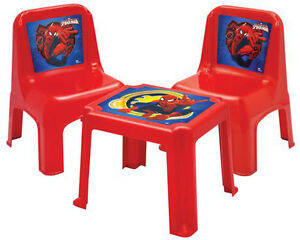 The Ultimate Spider Man Funtime Table Set & Step 2 push up buggy