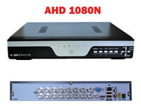 16 Channel 1080N AHD CCTV Digital Video Recorder