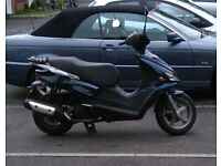 125cc Benelli scooter