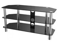 Glass stand 3 shelves