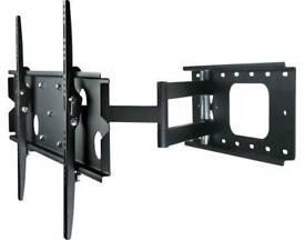 Heavy duty swinging TV mount