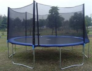 Wanted-Free Trampoline For Parts