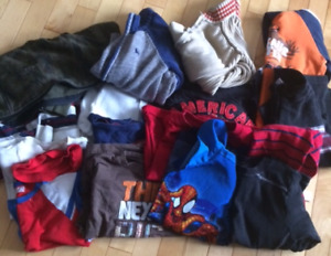 Mix of 5 and 6 boy's clothes