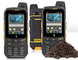 2 latest TELUS SONIM XP 6700 RUGGED android UNLKD FOR BE