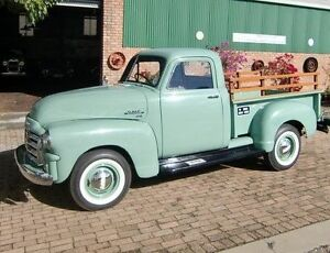 Looking to find 1954 GMC truck for refrence