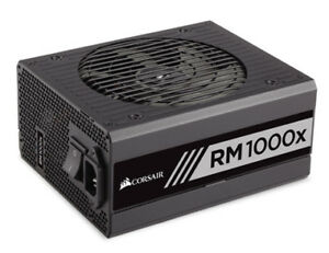 CORSAIR RMx Series RM1000X 1000W 80 PLUS GOLD Haswell Ready Full