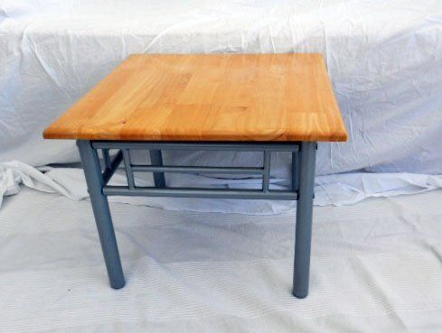 Small Pine Top Coffee Table