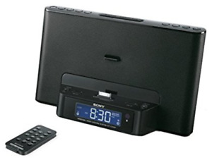 [BRAND NEW] IPOD Dock with alarm and FM