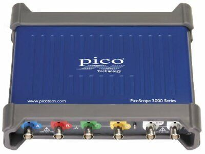 Pico 3403d Picoscope Pc Oscilloscope 4 Channels With Fgawg50 Mhz