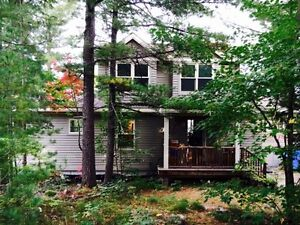 Beautiful FRENCH RIVER Cottage for rent