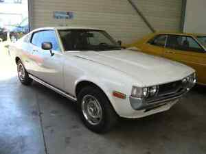 Toyota celica ra28 or 23 wanted Tullamarine Hume Area Preview