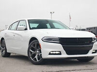 2015 Dodge Charger SXT AWD (White)