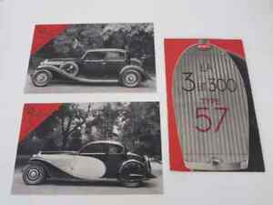Vintage Car Boat & Motorcycle Brochure Badge & Poster Collection