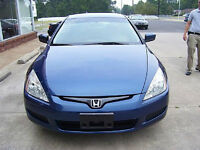 2004 Honda Accord Coupe (2 door) - Rare Find!!!