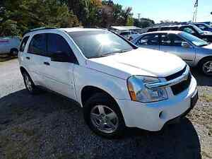 2008 Chevy Equinox LS Limited Edition