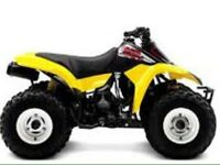 SUZUKI LT50 And LT80 QUAD (WANTED)