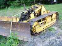 Looking for a  old  dozer or crawler to fix up
