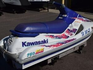 1995 Kawasaki 750 SS Seadoo for parts or fix