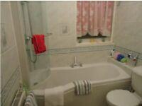 """P"""" Shape Bathroom Suite with Pump"""