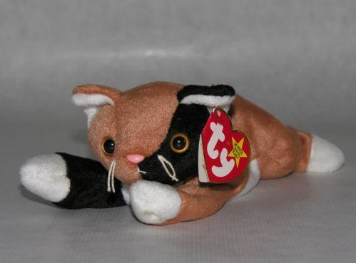 Chip Beanie Baby Tag