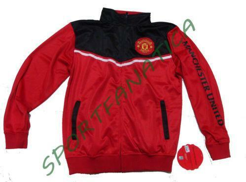 aa3a91566f85 Manchester United Jacket