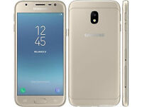 Brand New Samsung Galaxy J3 (2017) 16GB : Sim-Free / Sealed Box !!!