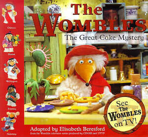 """VERY GOOD"" Wombles The Great Cake Mystery, Beresford, Elisabeth, Book"