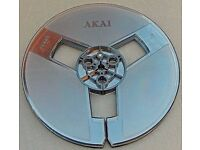 AKAI 7 INCH TAKE UP REEL 7 INCH