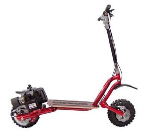 I am looking for gas powered scooter