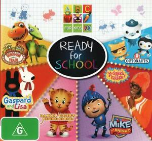 ABC for Kids: Ready for School * NEW DVD *