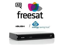 BUSH BFSAT02SD Satellite Freesat SD Digital Set Top Box