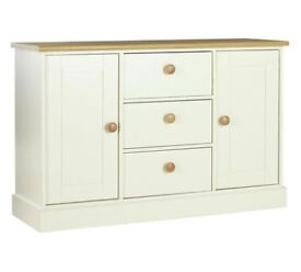 Collection Winchester 2 Door 3Drw Sideboard - Two Tone