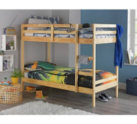 Castle Bunk Bed With Slide For Sale Very Solid And Well Made In