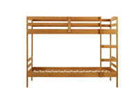 HOME Josie Shorty Bunk Bed Frame - Pine