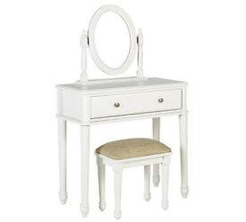 Heart Of House Ashbourne Dressing Table - Ivory