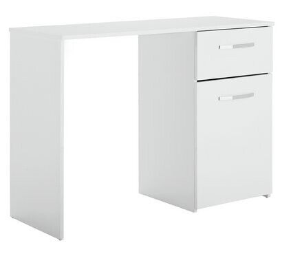 Magnificent Home Hayward Office Desk White Gloss In Leicester Leicestershire Gumtree Download Free Architecture Designs Intelgarnamadebymaigaardcom