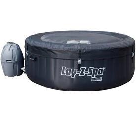Miami 2-4 Person Lay-Z-Spa Hot Tub