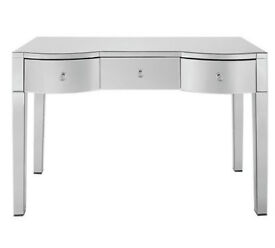 Heart of House Canzano 3 Drawer Mirrored Dressing Table