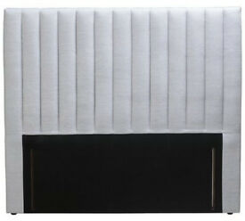 Collection Bircham Light Grey Headboard - Kingsize